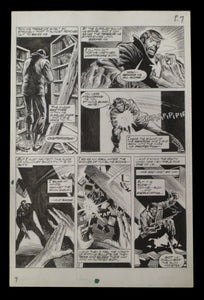 Virgilio Redondo Pages #1-8 of 'I of the Beholder'