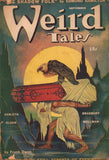 Weird Tales Volume 38 Number 1