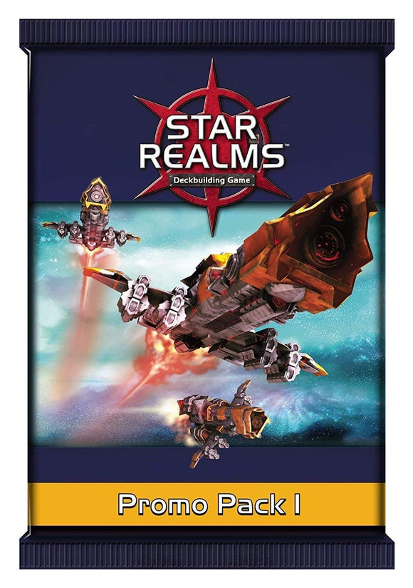 STAR REALMS DBG: PROMO PACK 1
