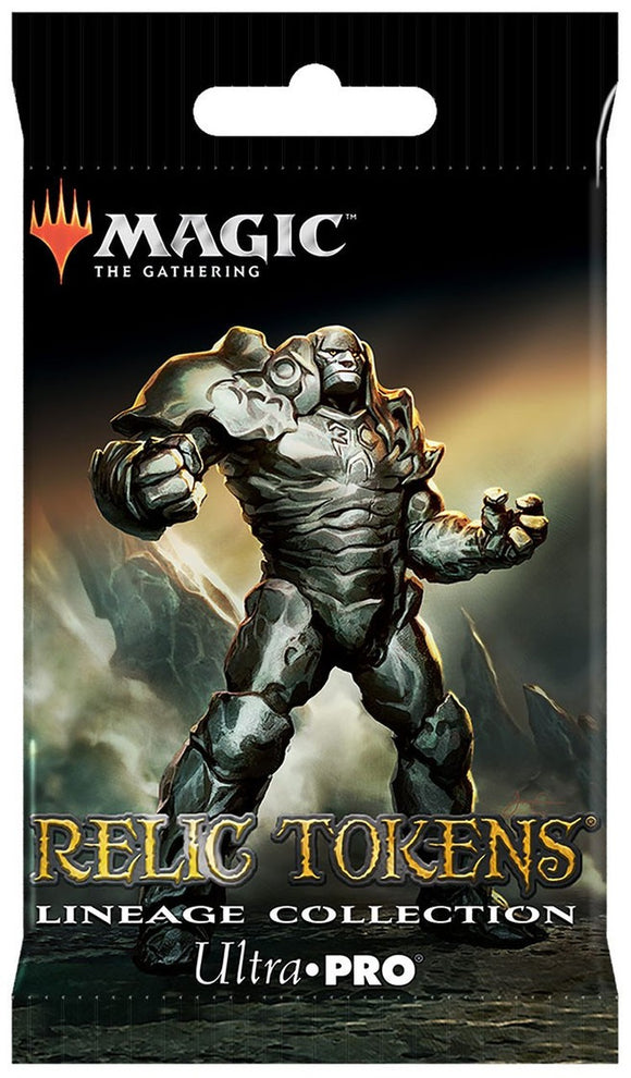 MAGIC THE GATHERING CCG: RELIC TOKENS - LINEAGE COLLECTION SINGLE  MTG