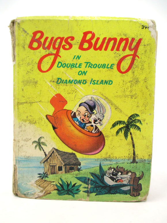 Big Little Book: Bugs Bunny in Double Trouble on Diamond Island