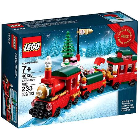 LEGO CHRISTMAS TRAIN 40138