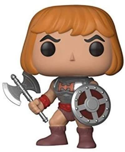 POP TV MOTU HE-MAN VINYL FIGURE