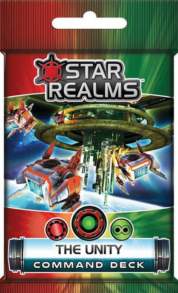 STAR REALMS: COMMAND DECKS - THE UNITY