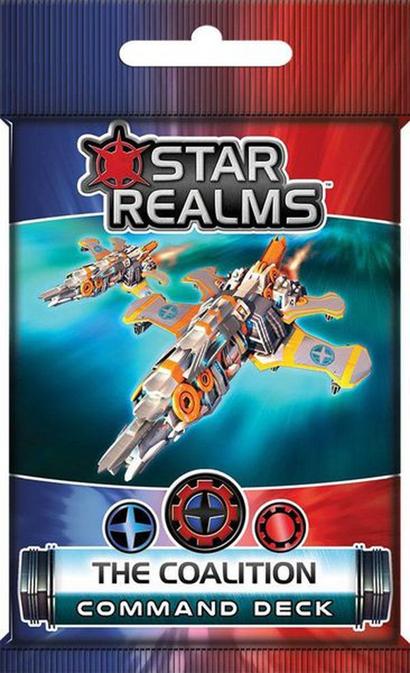 STAR REALMS: COMMAND DECKS - THE COALITION