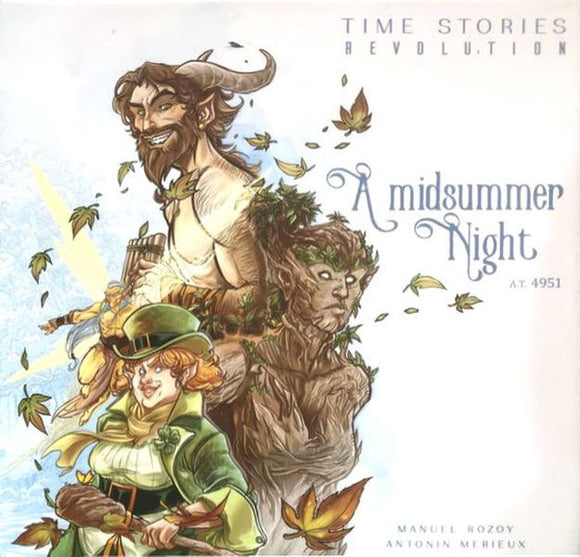 TIME STORIES REVOLUTION: A MIDSUMMERS NIGHT