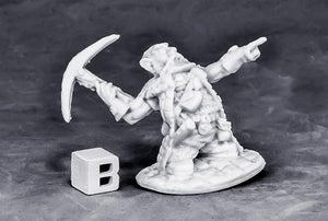 REAPER BONES: DWARF MASTER OF THE HUNT