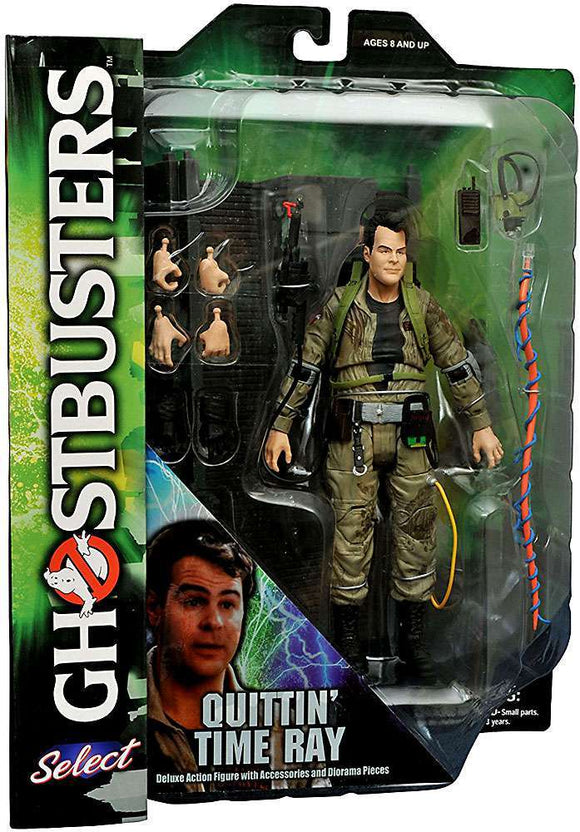 GHOSTBUSTERS STANTZ, RAY (QUITTIN TIME) SELECT S3 AF