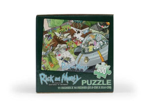 LOOTCRATE RICK & MORTY 300PC PUZZLE (UNITED) 5/15