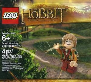 LEGO HOBBIT BILBO BAGGINS MINI FIG 5002130