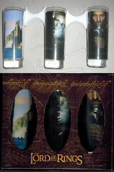 LORD OF THE RINGS SHOOTER SET  - LOTR