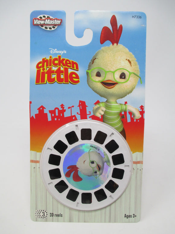 Walt Disney's Chicken Little View-Master