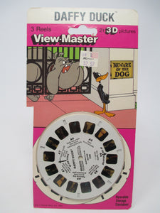 Daffy Duck Loony Tunes 3D View-Master Vintage