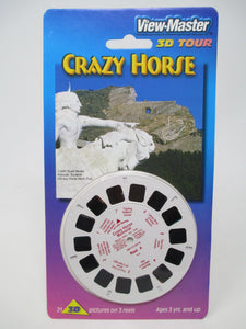 Crazy Horse Monument View-Master Vintage