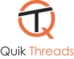 Quik Threads Logo