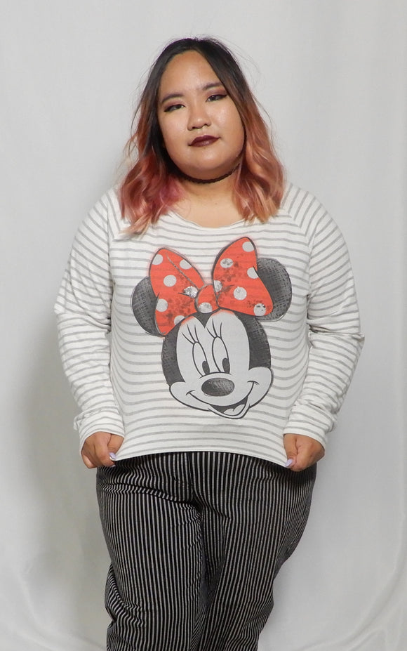 XL Minnie Mouse Tee