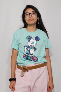 Medium Trippy Mickey Tee