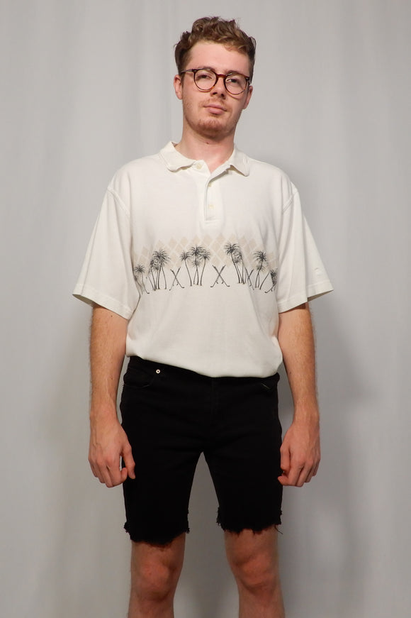 XL Golf Palm Polo