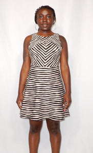 Medium Striped Dress