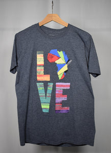 Medium Love Africa Shirt