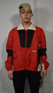Medium Red Power Ranger Windbreaker