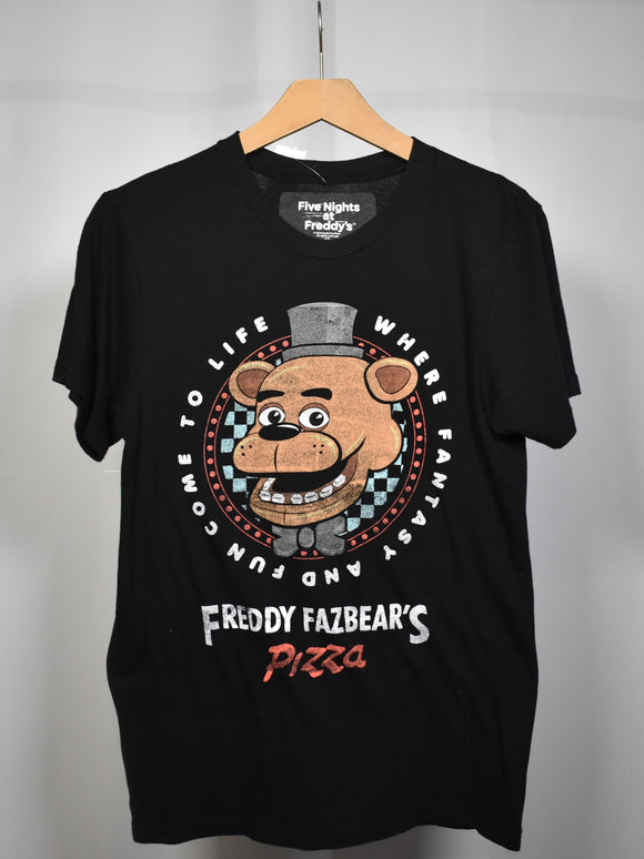 Small Freddy Bear Tee