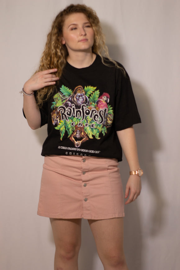 Large Rainforest Cafe Tee