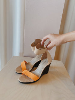Country Road Heels - Size 37