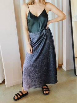 Jac and Jack Silk Skirt - Size 10