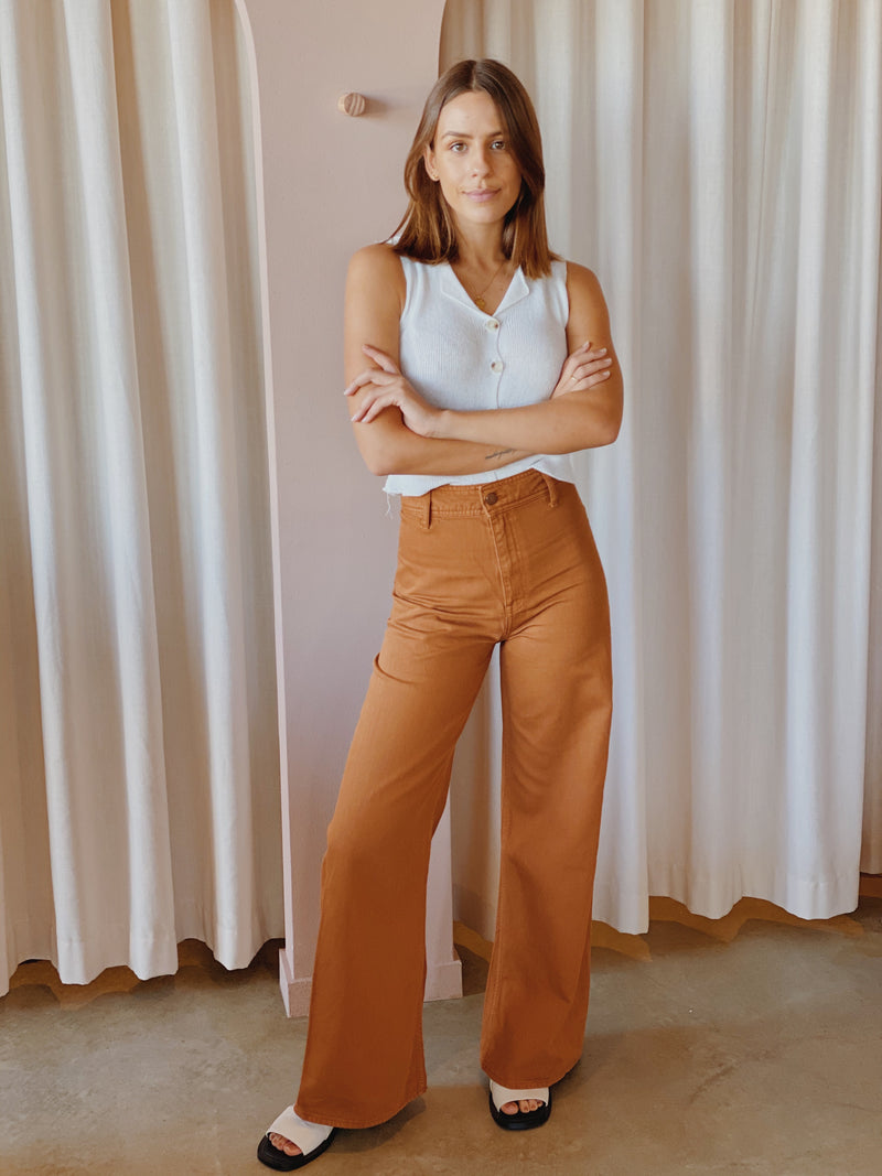 H&M Flare Pants - Size 6