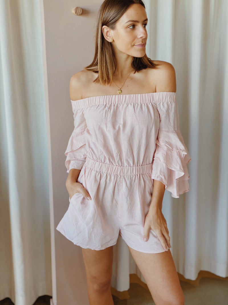 Seed Heritage Playsuit - Size XS