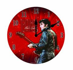Clock Elvis  '68 Name