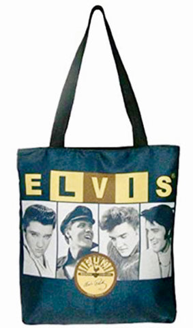 Tote Bag Elvis & Sun Record 4 pictures