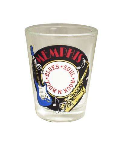 Shot Glass Memphis Record Blues,Soul Rock-N-Roll
