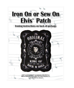 Patch Elvis Original Established