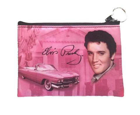 Make up Bag Elvis w/ Guitars