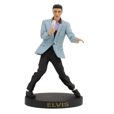 Bobblehip Elvis Blue Jacket