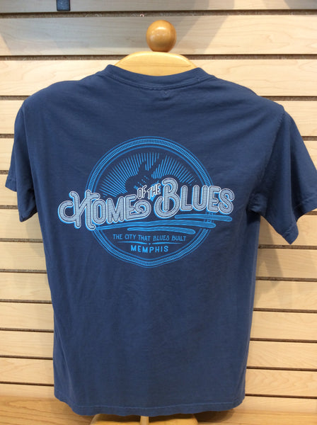 T-Shirt  Memphis Home Of The Blues