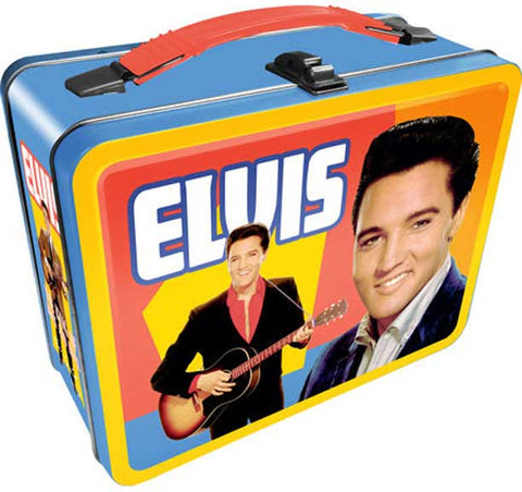 Elvis Presley- Retro lunch box  *NEW*