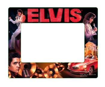 Photo Frame Elvis Ceramic
