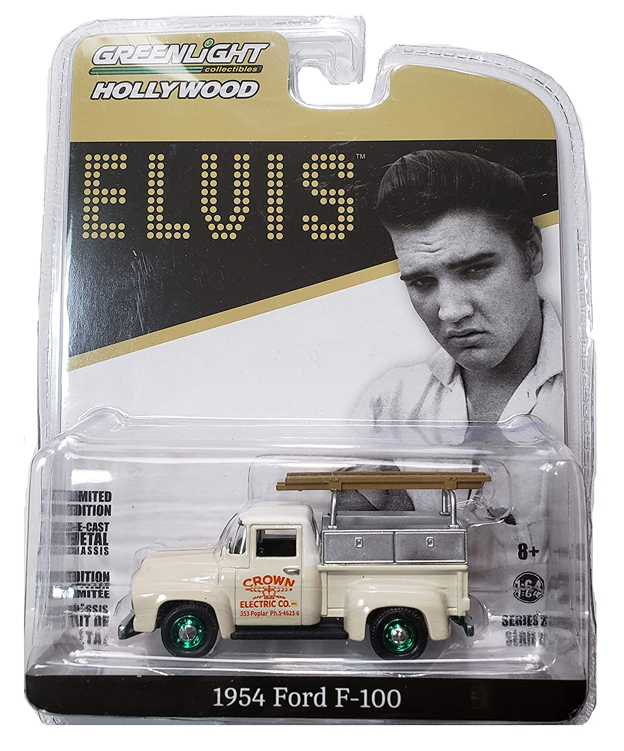 Truck Crown Electric Company  Elvis