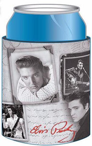 Huggie Elvis Black and White
