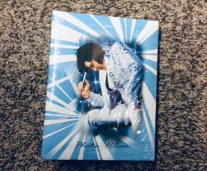 Photo Album Elvis Blue The King (small)