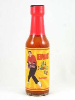 Hot Sauce Elvis All Shook up