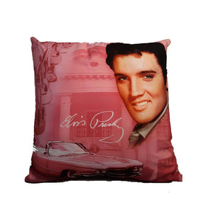Pillow Elvis Pink