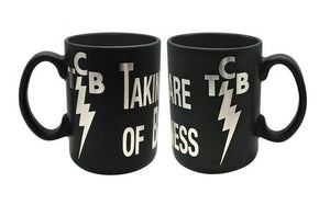 Mug Elvis TCB Metallic