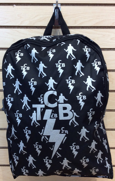 Backpack Elvis Silhouette & TCB