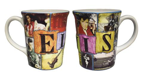 Mug Elvis Multi Images