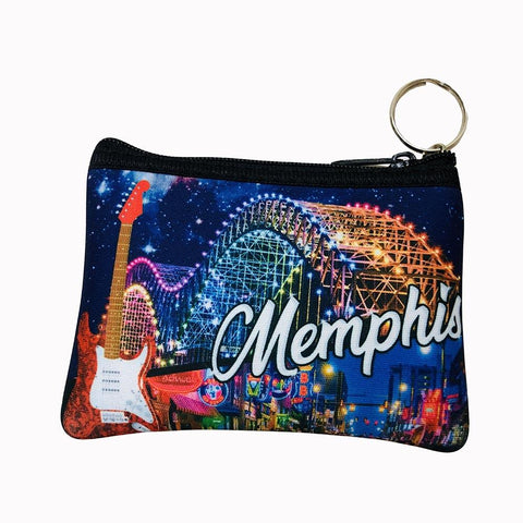 Coin Purse Memphis