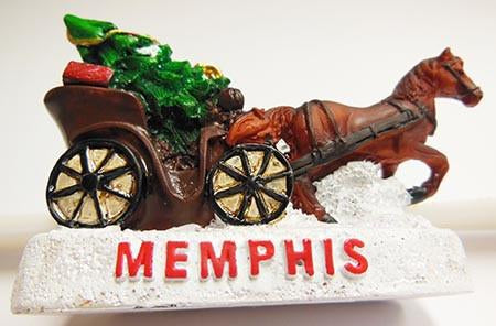 Memphis Ornament Carriage